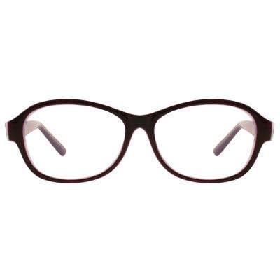 G4U JCB082-1 Rectangle Eyeglasses 127014-c