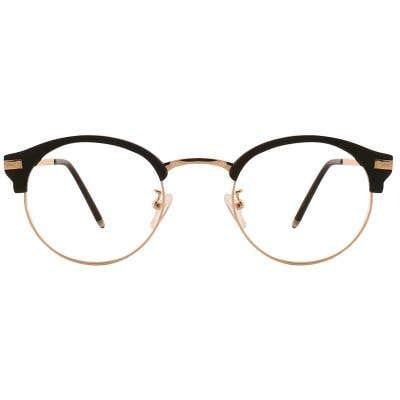 Browline Eyeglasses 127017-c