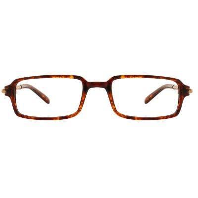 G4U JC8303 Rectangle Eyeglasses 127021-c