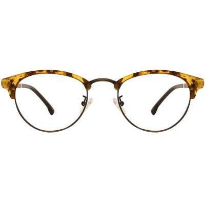 G4U 8127 Browline Eyeglasses 127030-c