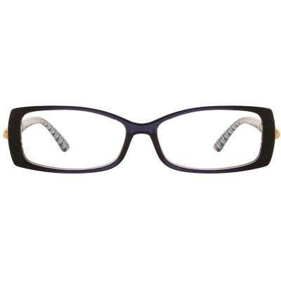 G4U 9195 Rectangle Eyeglasses 127039-c