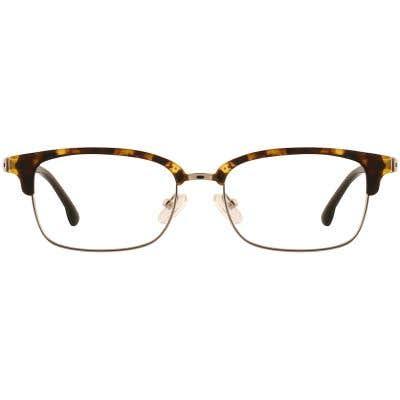 G4U 8003 Browline Eyeglasses 127101-c