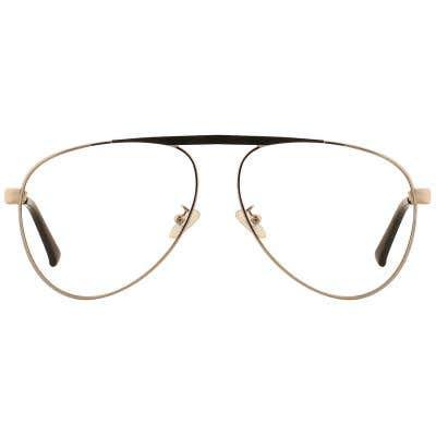 G4U SW3616 Pilot Eyeglasses 127183-c