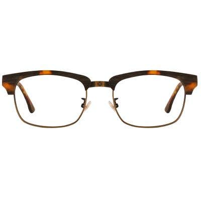 G4U 12878-1 Browline Eyeglasses 127423-c