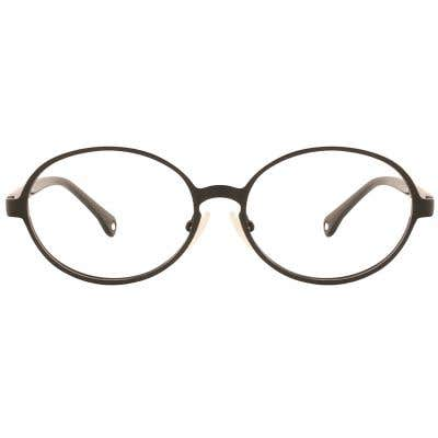 Oval Eyeglasses 127585-c