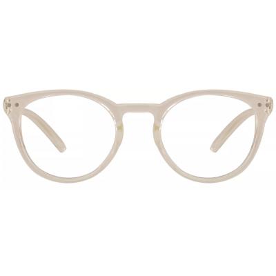 Sunshine Round Eyeglasses