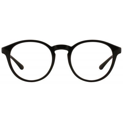 Sunny Day Round Eyeglasses