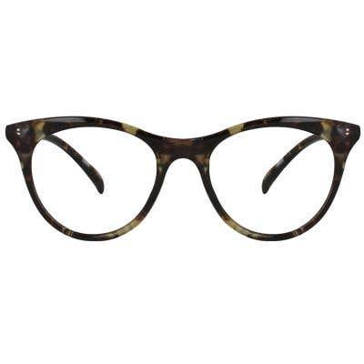Cat Eye Eyeglasses 127821-c