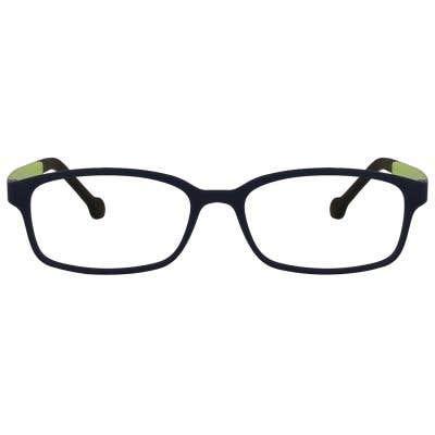 Kids Rectangle Eyeglasses 127922