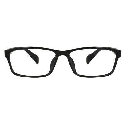 Kids Rectangle Eyeglasses 127944-c