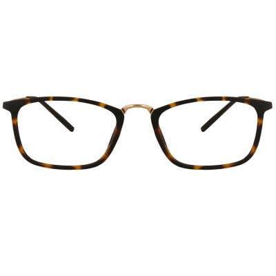 Rectangle Eyeglasses 128594-c