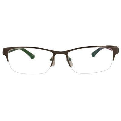 Rectangle Eyeglasses 128609-c