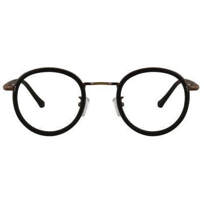 Round Eyeglasses 128706-c