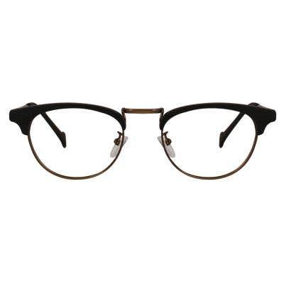 Browline Eyeglasses 128777-c
