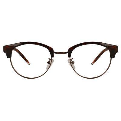 Browline Eyeglasses 128781-c