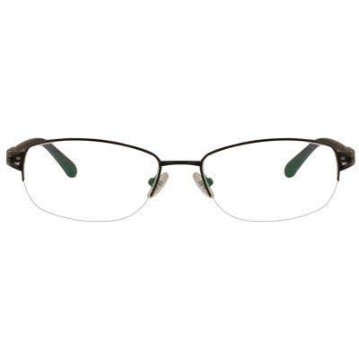 Rectangle Eyeglasses 128979