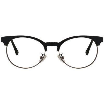 Browline Eyeglasses 129001-c