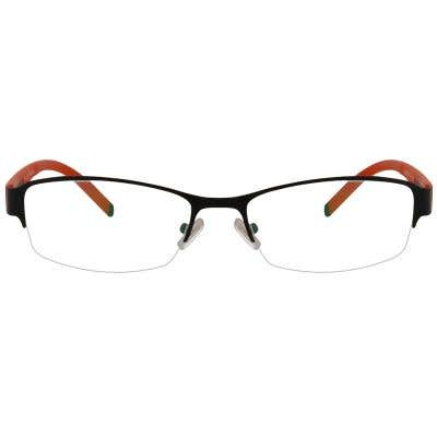 Rectangle Eyeglasses 129027-c