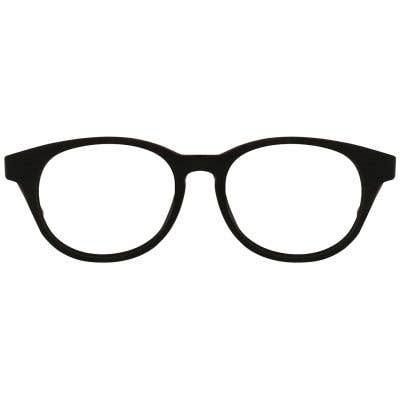 Wood Rectangle Eyeglasses 129048