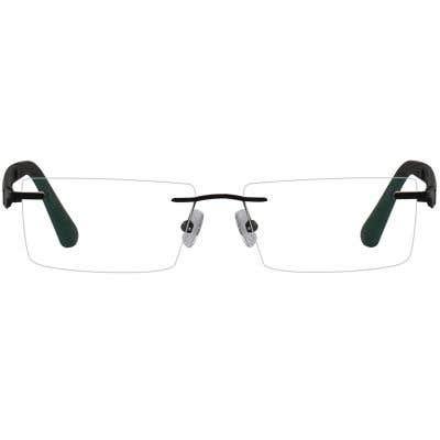Newport Rimless Eyeglasses 129207-c