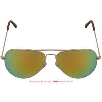 Pilot Eyeglasses 129231-c