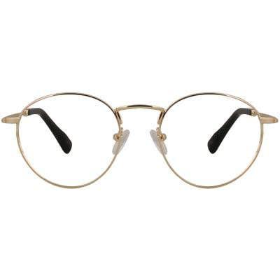 Round Eyeglasses 129281-c