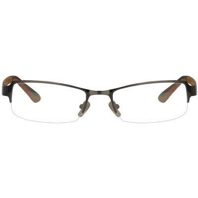 Rectangle Eyeglasses 129382-c