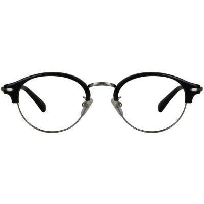 Browline Eyeglasses 129467-c