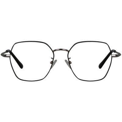 Geometric Eyeglasses 129477-c