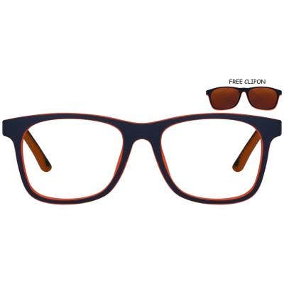Clip-On Eyeglasses 129483-c