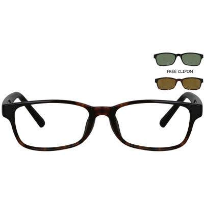 Clip-On Eyeglasses 129486-c