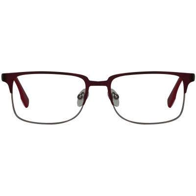 Rectangle Eyeglasses 129516