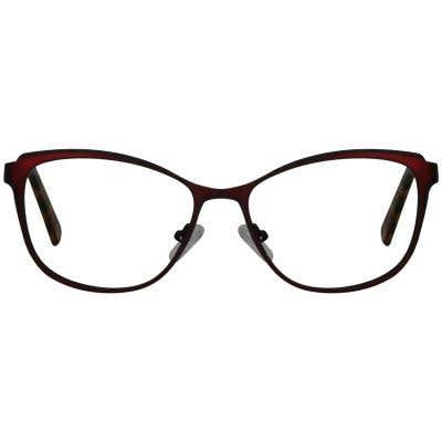 Cat Eye Eyeglasses 129528-c