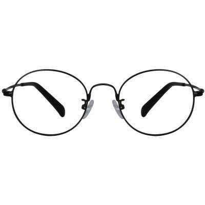 Round Eyeglasses 129548-c