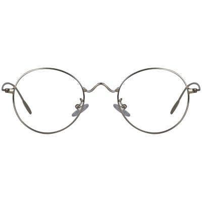 Round Eyeglasses 129574-c