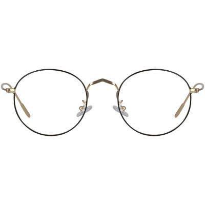 Round Eyeglasses 129579-c