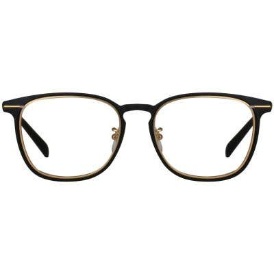 Rectangle Eyeglasses 129631-c