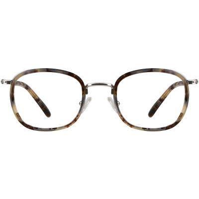 Rectangle Eyeglasses 130381-c