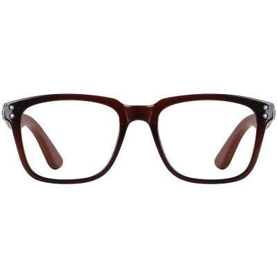 Wood Eyeglasses 130979-c