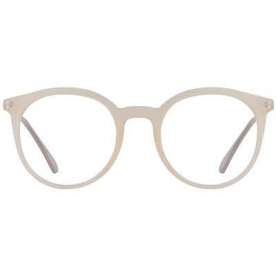 Round Eyeglasses 131024-c