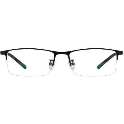 Rectangle Eyeglasses 131192-c