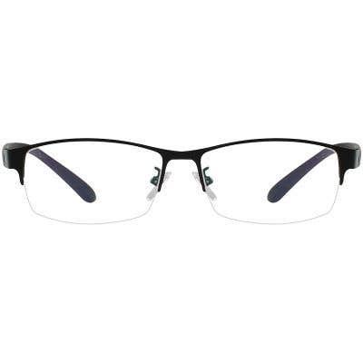 Rectangle Eyeglasses 131201-c