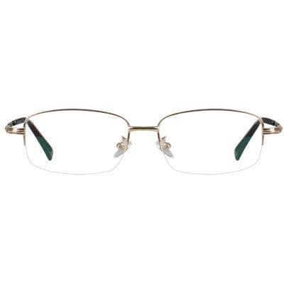 Rectangle Eyeglasses 131255-c