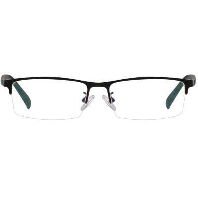 Rectangle Eyeglasses 131264-c