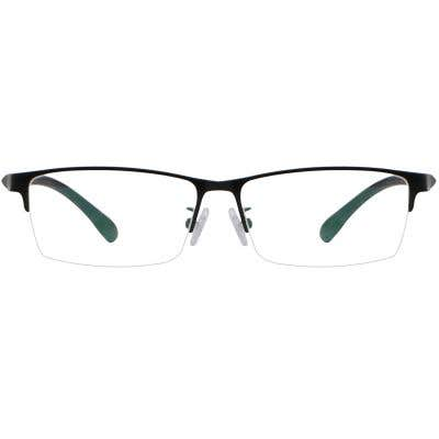 Rectangle Eyeglasses 131267-c