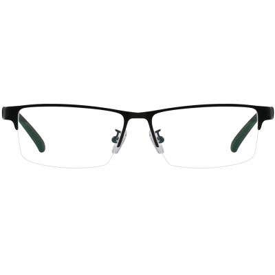 Rectangle Eyeglasses 131282-c