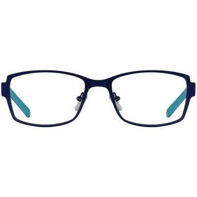Rectangle Eyeglasses 131485-c