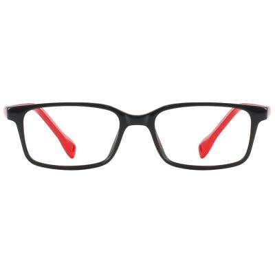 Rectangle Eyeglasses 132023-c