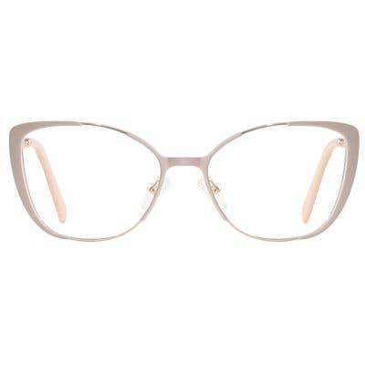 Cat Eye Eyeglasses 132074-c