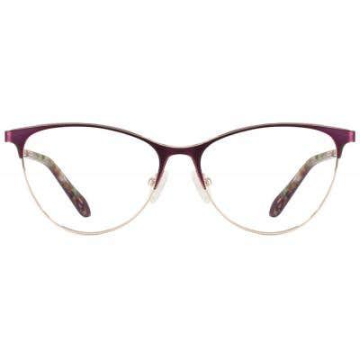 Cat Eye Eyeglasses 132093-c
